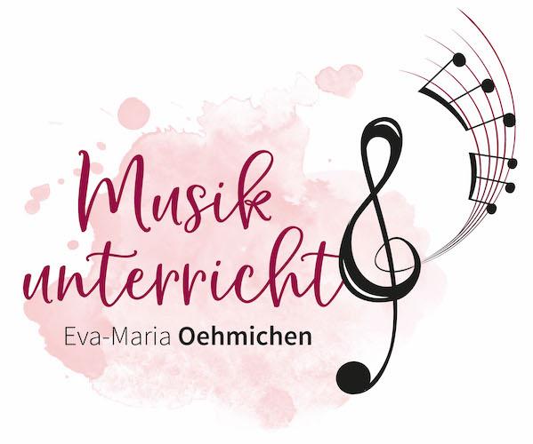 Musikunterricht Eva-Maria Oehmichen Logo